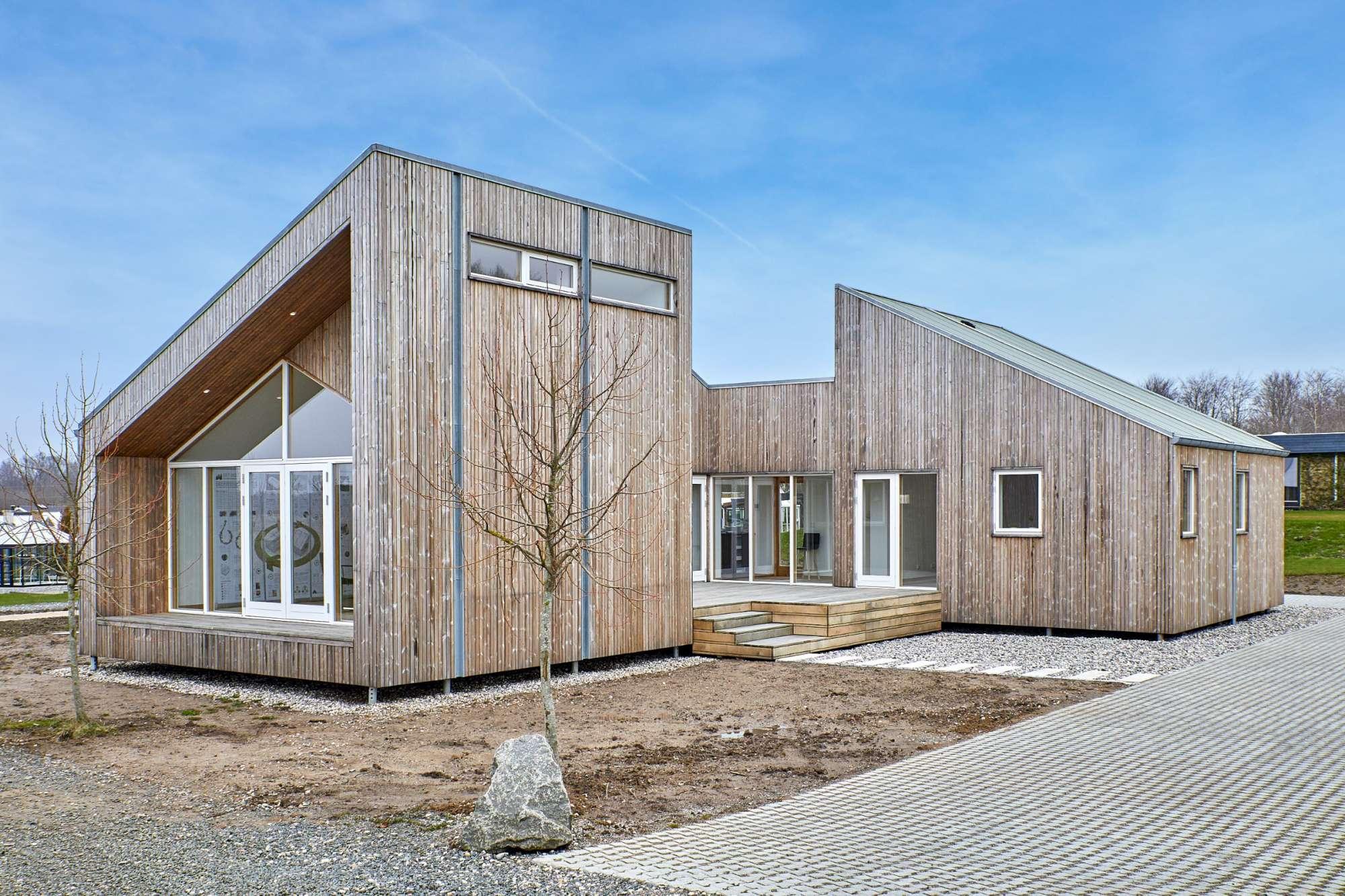 """In Danimarca arriva la """"casa biologica"""" costruita con gli scarti agricoli"""